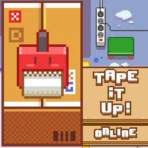Tape It Up game