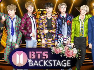 play Bts Backstage