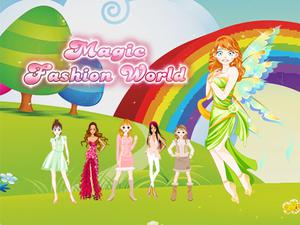 play Magic Fashion World
