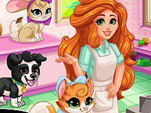 play Jessie'S Pet Shop