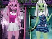 play Monster High Beauty Shop