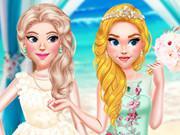 play Princess Girls Wedding Trip