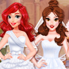 play Princess Wedding Dress Design
