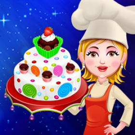 Candy Cake Html5 - Free Game At Playpink.Com game
