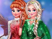 play Princesses Fantasy Forest