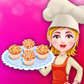 Pumpkin Muffins - Free Game At Playpink.Com game