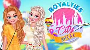 play Royalties City Break
