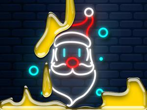 play Neon Painter