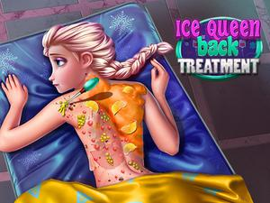 play Ice Queen Back Treatment
