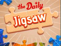 The Daily Jigsaw game