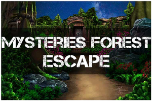 Mysteries-Forest-Escape game