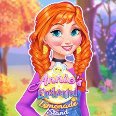 Annie'S Enchanted Lemonade Stand game
