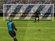 Penalty Fever 3D World Cup game