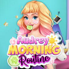 Audrey Morning Routine