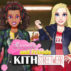 Bonnie And Friends Kith Streetwear game