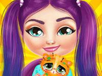 play Miruna'S Adventure - Vet