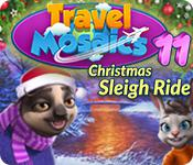 play Travel Mosaics 11: Christmas Sleigh Ride
