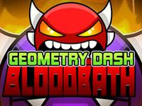 play Geometry Dash Bloodbath
