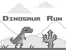 play Dinosaur Run