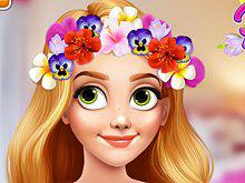 play Princess Flower Crown - Girls Play