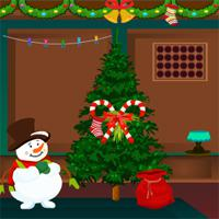 play Games4Escape Christmas Door Escape