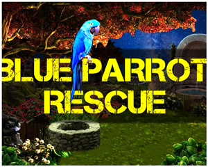 Mirchi-Games-Blue-Parrot-Rescue game