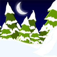 play Snowy Cabin Escape