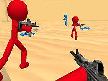 play Stickman Counter Terror Strike