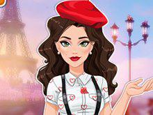 Around The World: Fashion In France game