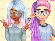play Princesses Kawaii Looks And Manicure
