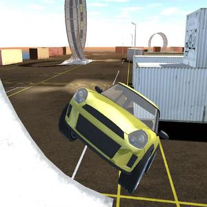 play Stunt Crash 4 Fun