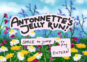 Antonnette'S Jelly Run! game