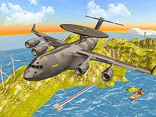 play Airwar Plane Flight Simulator Challenge 3D
