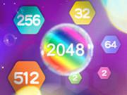 Block Hexa Merge 2048 game