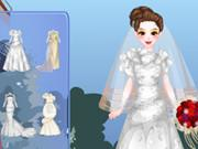 My Winter Wedding Dressup game