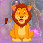 Awe Lion Escape game