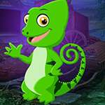 play Baby Chameleon Escape