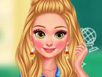 play Goldy Princess A High School Romance