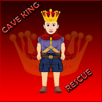 play G2J Cave King Rescue