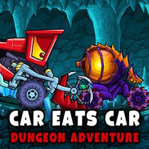 Car Eats Car: Dungeon Adventure game
