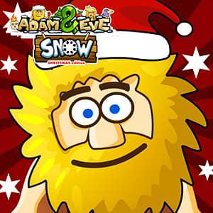 Adam And Eve: Snow game