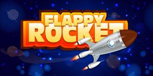 Flappyrocket game
