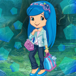 play Blueberry Muffin Girl Escape