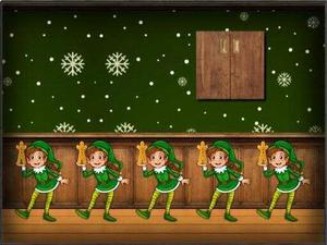 play Amgel Elf Room Escape