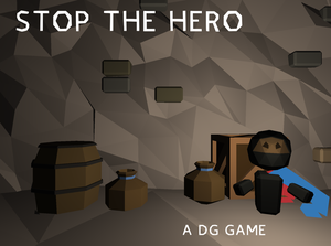 Stop The Hero game