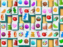 Mahjongg Candy game
