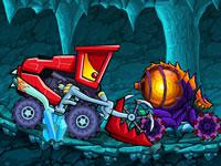 Car Eats Car - Dungeon Adventure game
