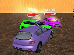 play Xtrem Demolition Derby Racing