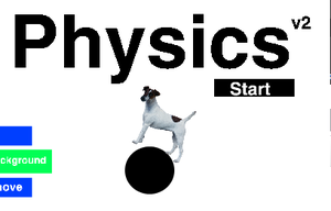 Scratch Interactive Physics V2 Hd game