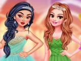 Princesses Prom Night Celebration game